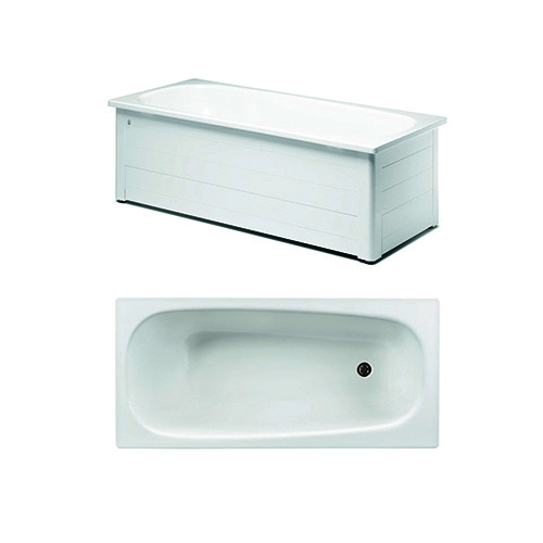 Bathtub with panels YH3 1500.With full panel, white