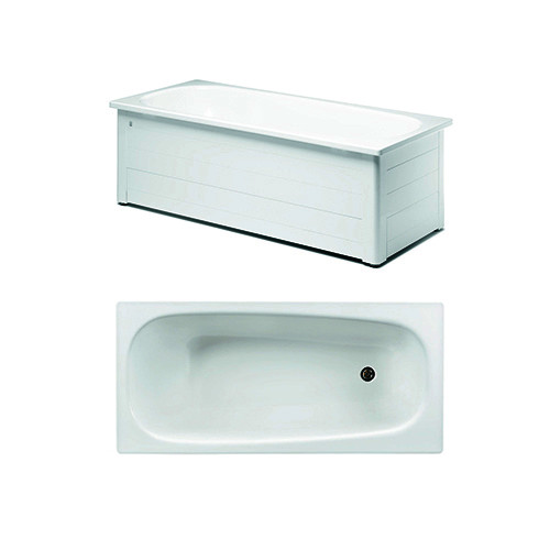 Bathtub with panels YH3 1700.With full panel, white