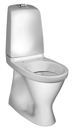 Toilets YS1 1546HF.Dual flush 2/4L, without seat, Ceramicplus