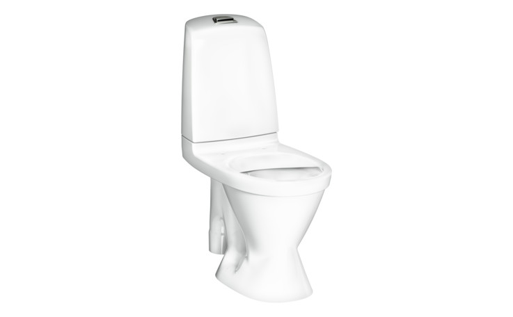 YS1 1591HF.Single flush 4L, without seat