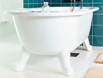 Bathtub accessories Y3G 63XX.White, 2x