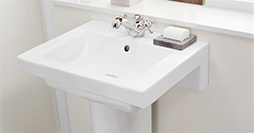 Bathroom sinks YK5 4550.Ceramicplus