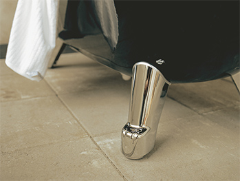 Bathtub accessories Y3G 63XX.Chrome, 2x