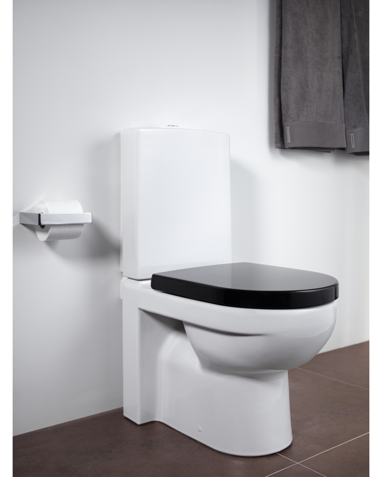 Toilets YK5 4310.Dual flush 6/3 L, Soft Close/Quick Release seat