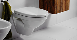 Wall hung toilets YS1 5530.Without seat