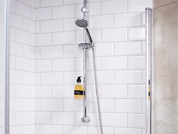 Shower set YS1 0002-UD-YS1-TM0004.Chrome