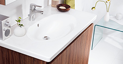 Bathroom sink for countertops YS1 5592.Ceramicplus