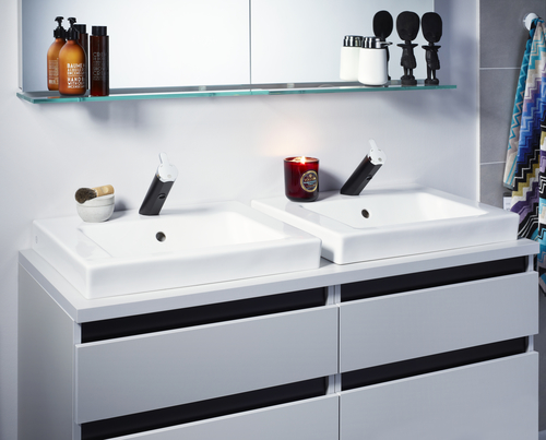 Bathroom sink for countertops YK5 4601.
