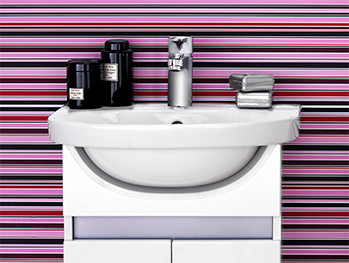 Small bathroom sinks YS1 5550.
