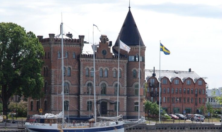 Gustavsberg headquarters in Gustavsberg, Sweden