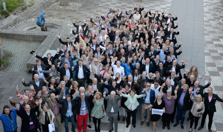 Gustavsberg's employees - company picture
