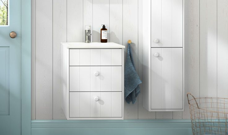 Bathroom furniture Graphic - Gustavsberg