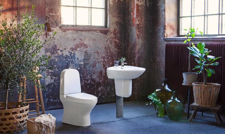 Badrumsmöbler Installation : Badrum av högsta kvalitet från gustavsberg valet för ett