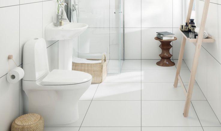 Handfat Toalett : Vitt badrum ett ljust och fräsch alternativ för din badrumsinredning