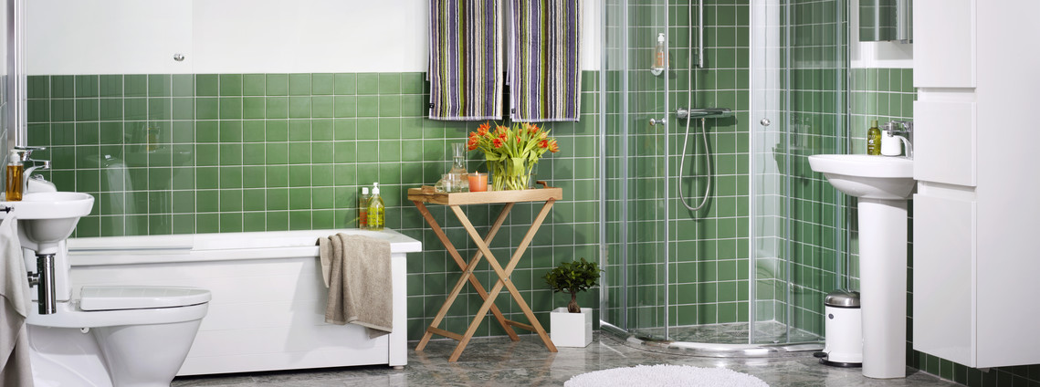 Smart Bathroom bathroom inspiration with eco-smart solutions - gustavsberg
