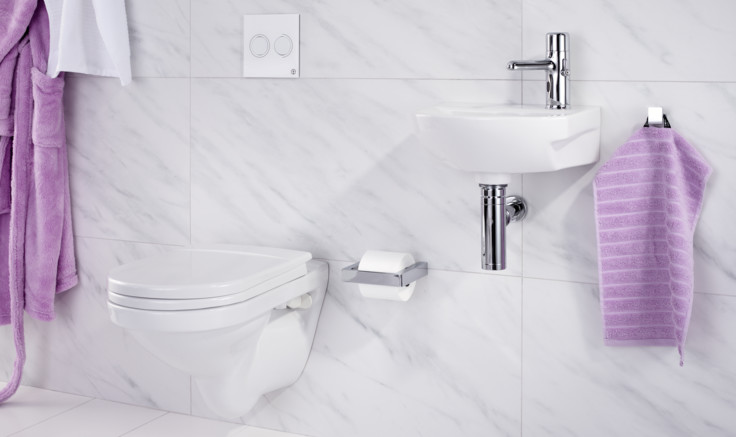 Bathroom products with CeramicPlus Gustavsberg