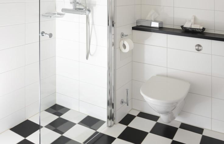 Badrum badrum klassiskt : Klassikt badrum på First Hotel Grand Alingsås