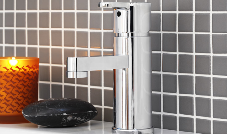 Bathroom sink faucet Nautic3 Gustavsberg