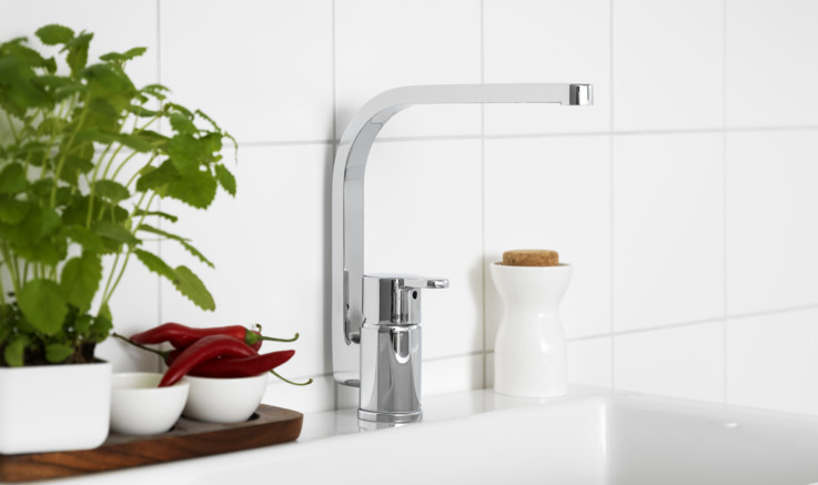 Kitchen faucet Nordic3 Gustavsberg