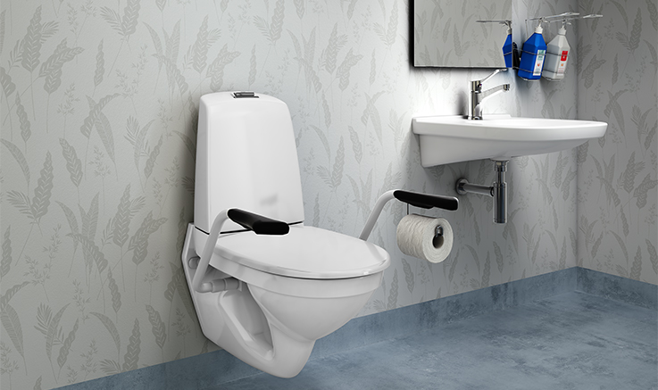Nautic 1522 Hygienic Flush
